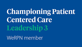 Leadership 3: Championing Patient Centered Care